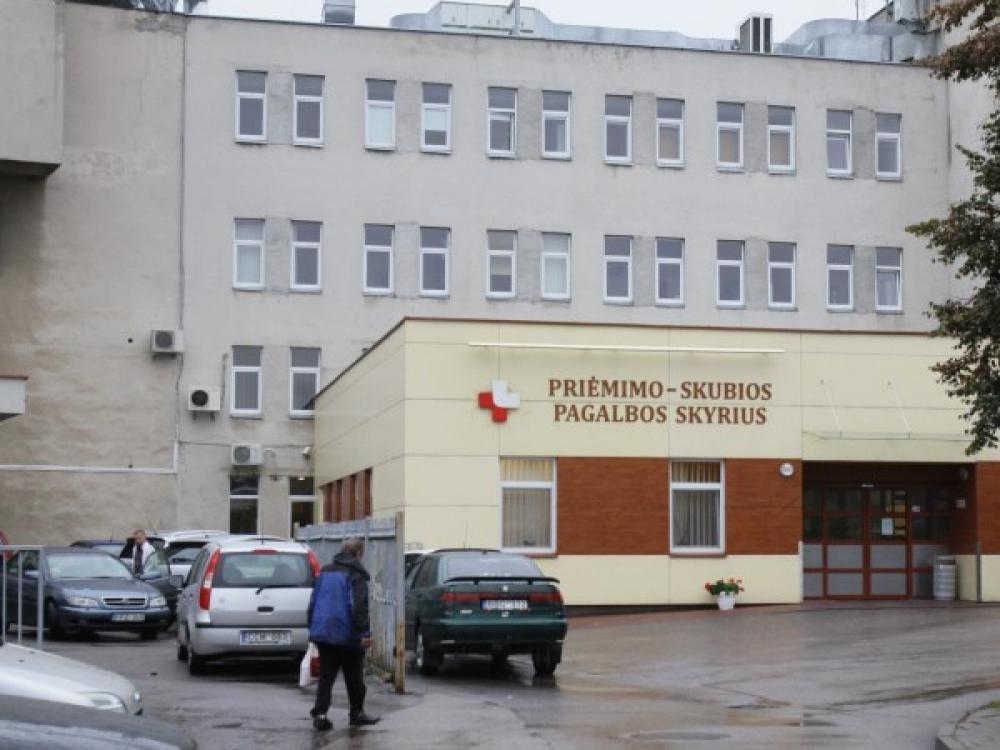 Kauno 3 ligonine priemimo skyrius