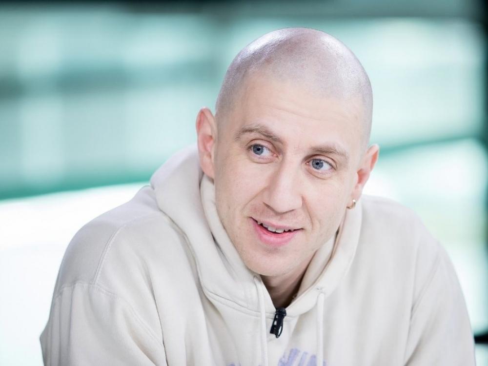 Socialinėje iniciatyvoje ,,Skirtingos Spalvos'' aktorius Marius Repšys kalbės apie bipolinį sutrikimą