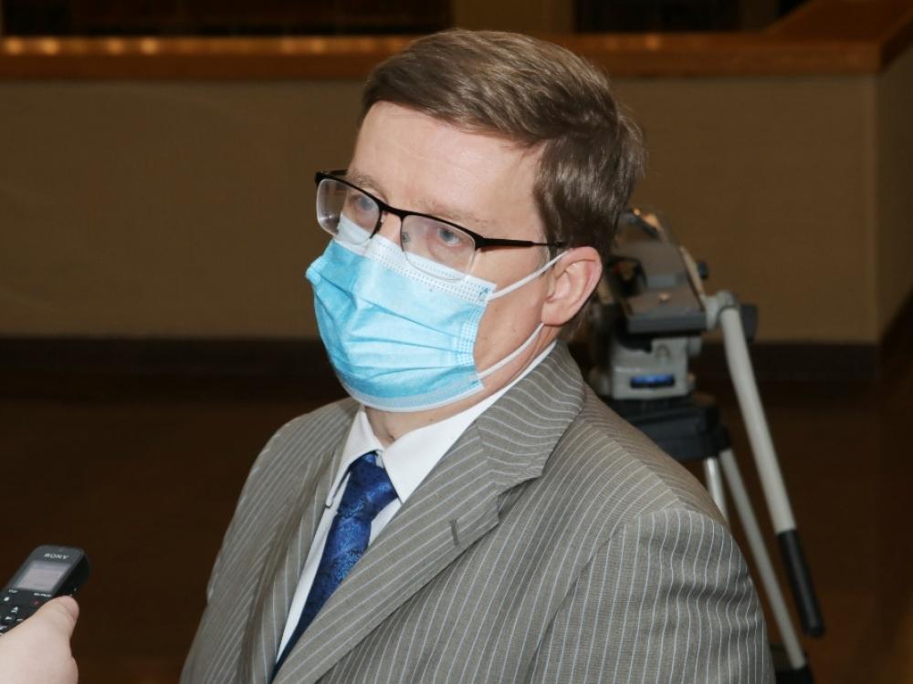 COVID-19 grimasos: Lietuvoje pacientų miršta daugiau?