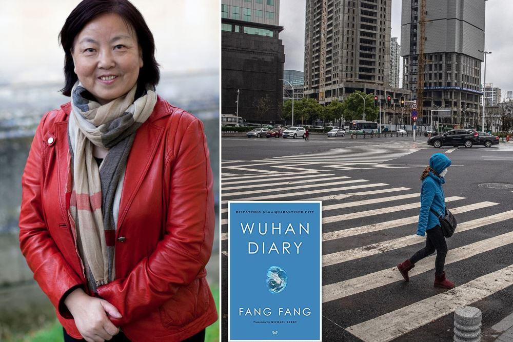 """""""Wuhano dienoraščių"""" autorė: valdžia mane vertina kaip priešą"""