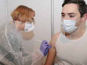 Kauno miesto poliklinika: pandemija išmokė styguoti darbus ir būti pasiruošus viskam