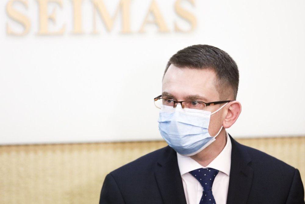 A. Dulkys odontologijos sektoriaus problemas aptars su Odontologų rūmų vadove