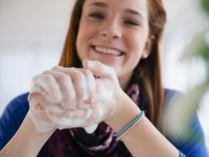 Niežų pavojus, arba parėjai namo - nusiplauk rankas
