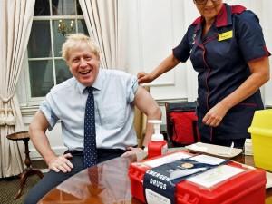 Jungtinė Karalystė įvertinta už skiepijimo programą
