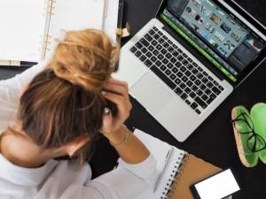 Stresas, perdegimas ar depresija