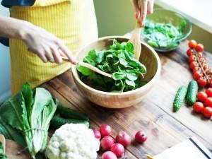 Salotos – ne triušiukų maistas