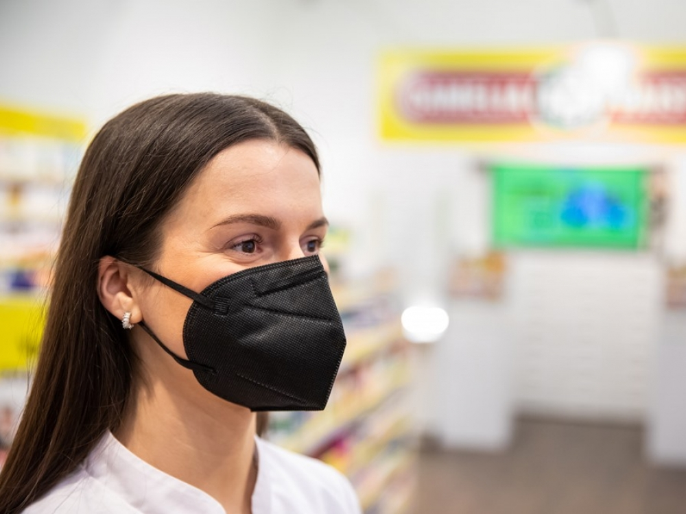 Vaistininkės rekomendacijos: kaip išsirinkti ir taisyklingai dėvėti respiratorių