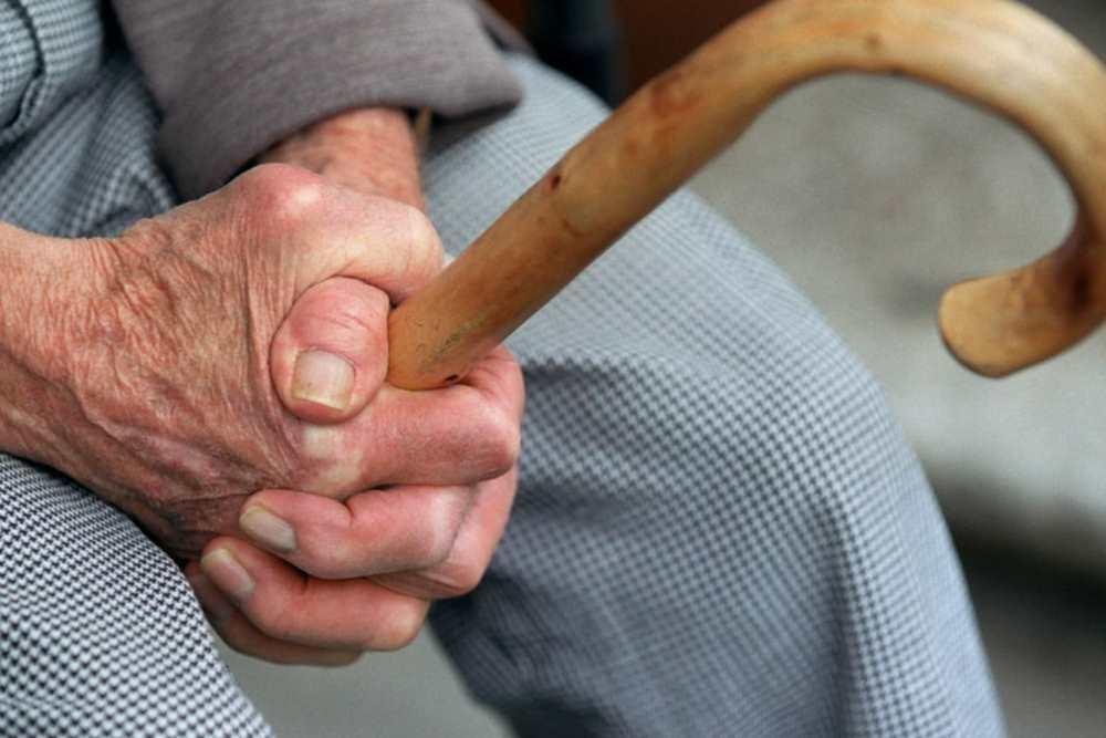 Kodėl žudosi senjorai