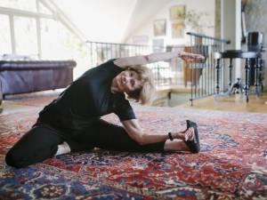 Nuotolinis senjorų sportas – ne iššūkis, o galimybė