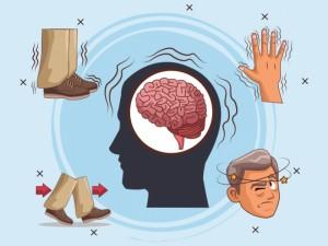 Balandis – Parkinsono ligos mėnuo