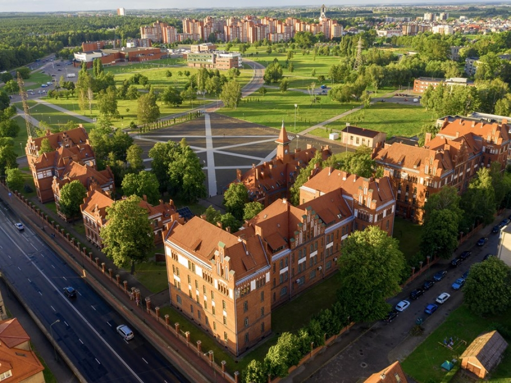Klaipėdos universitetas: laisvė ir erdvė studijuoti prie jūros