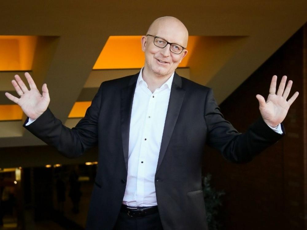 """Arūnas Valinskas: """"Televizija visų pirma yra reiklumas sau"""""""