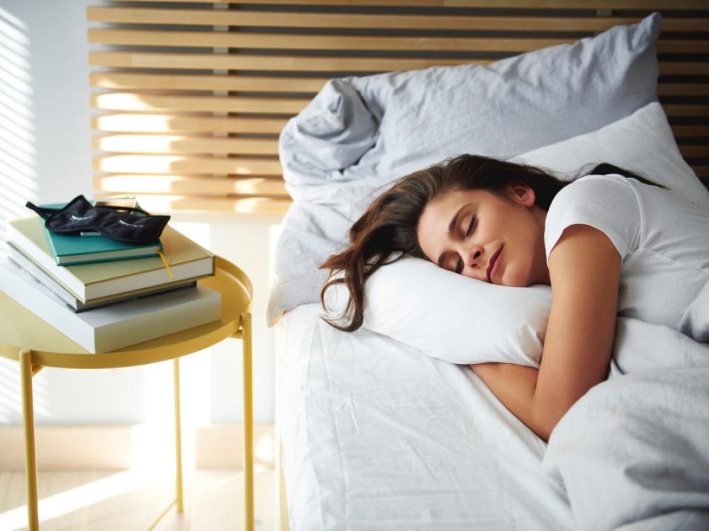 Saldūs sapnai vasarą – tik tinkamu miego režimu