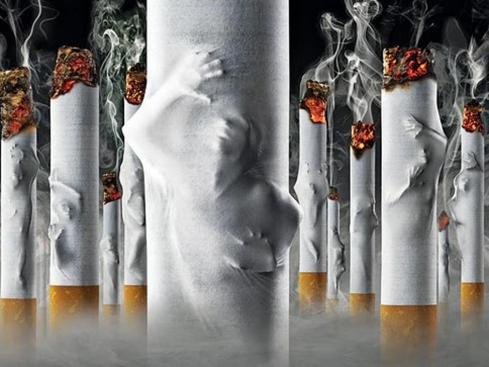 Norintiems mesti rūkyti labiausiai trūksta specialistų pagalbos?