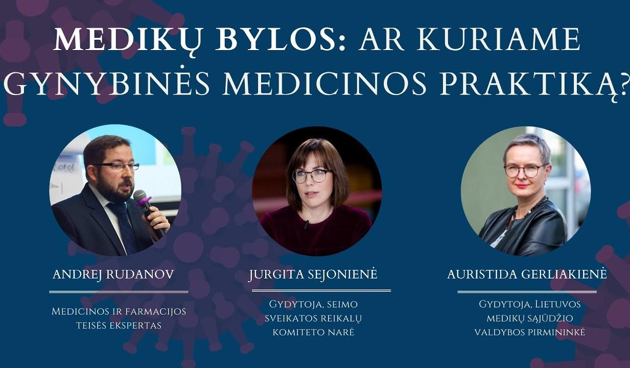 Medikų bylos: ar kuriame gynybinės medicinos praktiką?