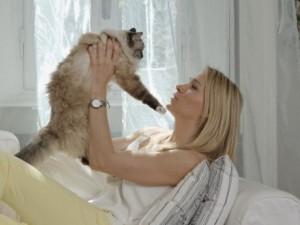 Katės įdrėskimo liga – kas tai?