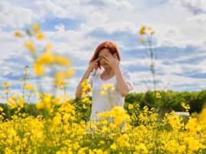 Degutas vasaros malonumų statinėje – alergija