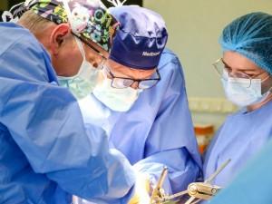 Gyvybę gelbstinti operacija nukrito kaip stebuklas iš dangaus