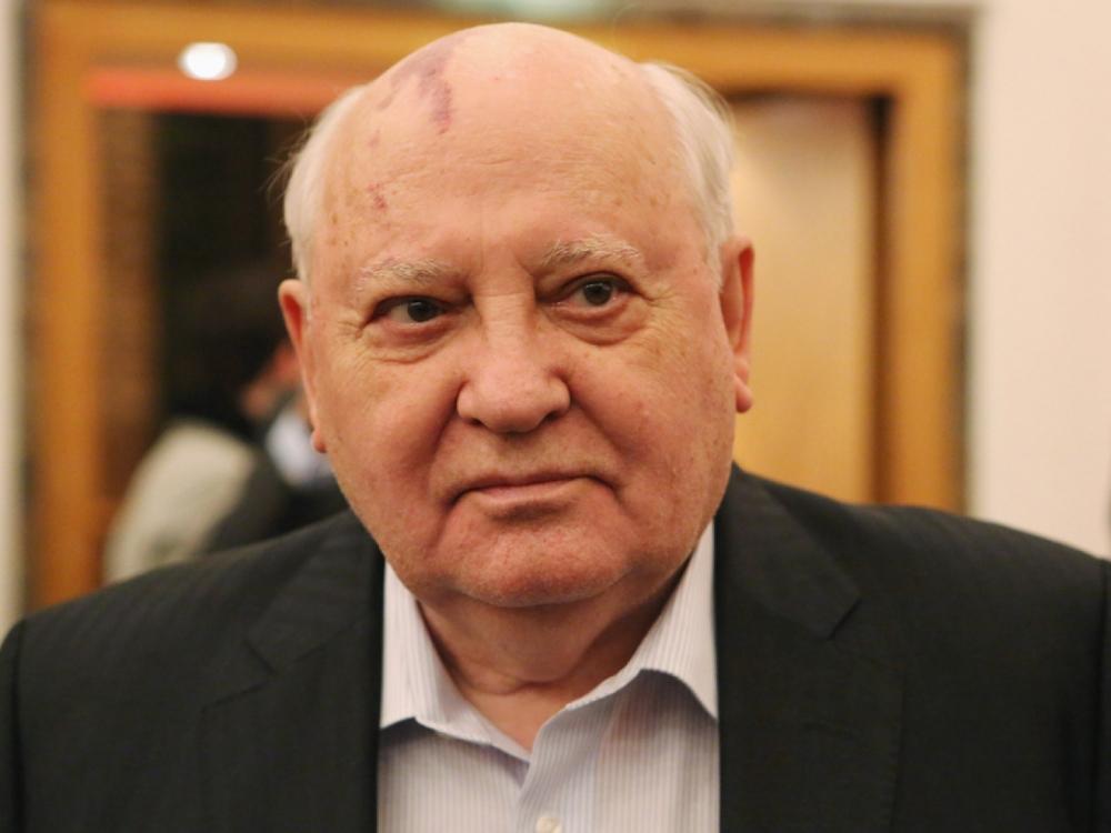 Michailas Gorbačiovas paguldytas į ligoninę