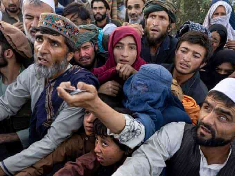 Afganistano rytuose talibai uždraudė skiepyti nuo COVID-19