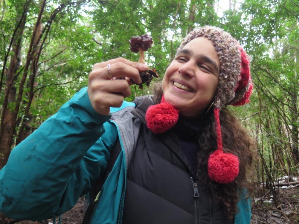 Mikologė Giuliana Furci: Čilė yra šalis mikofobė