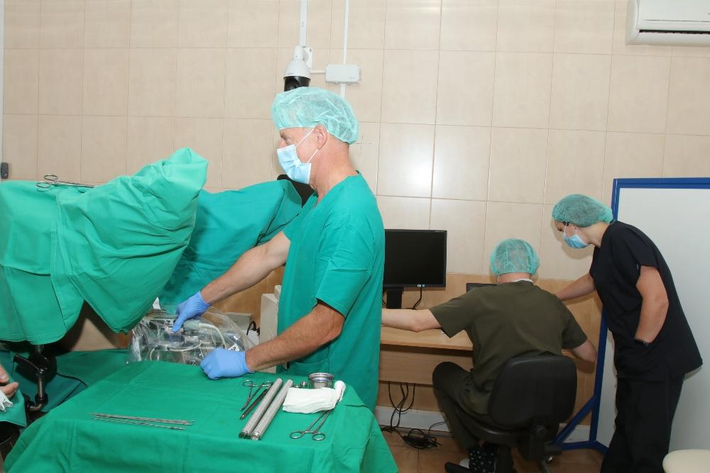 Nacionaliniame vėžio institute inovatyvi prostatos vėžio diagnostika ir gydymas