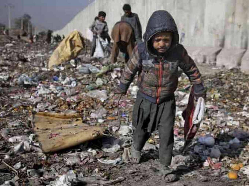 Afganistanui gresia visiškas žlugimas