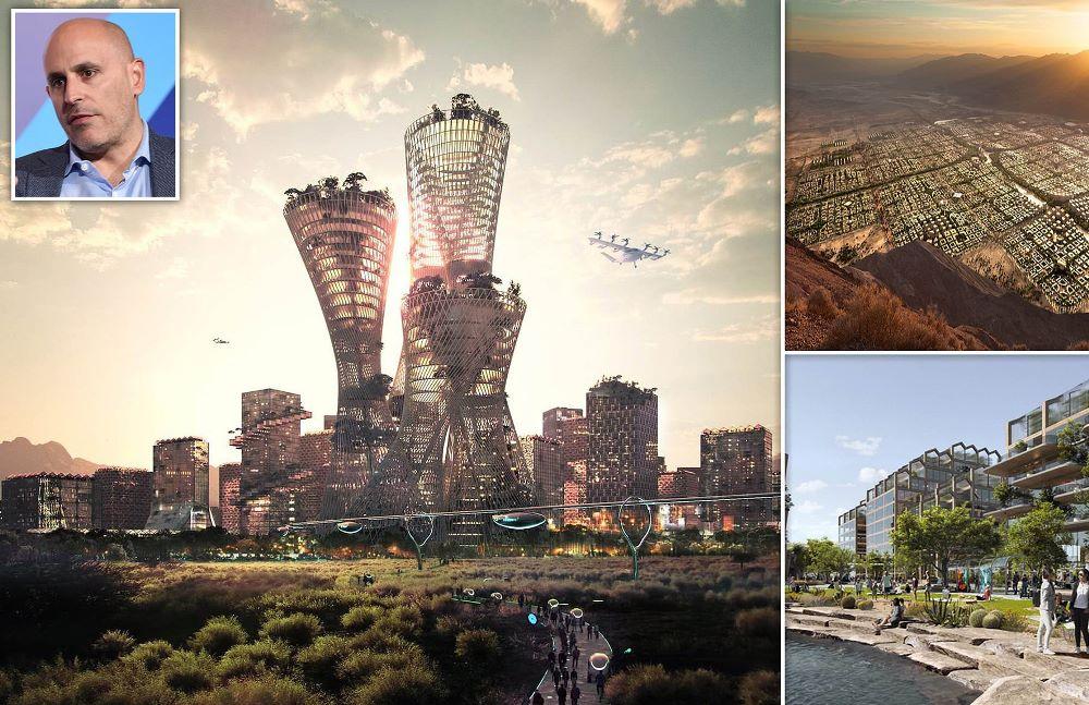 Ateities miestas JAV – netolima realybė