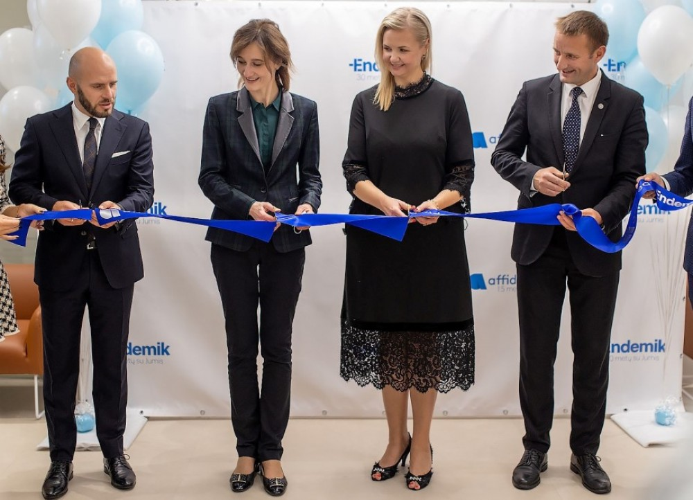 """""""Affidea Lietuva"""" vadovas: Šiauliuose ir Panevėžyje duris atvėrė mūsų poliklinikos"""