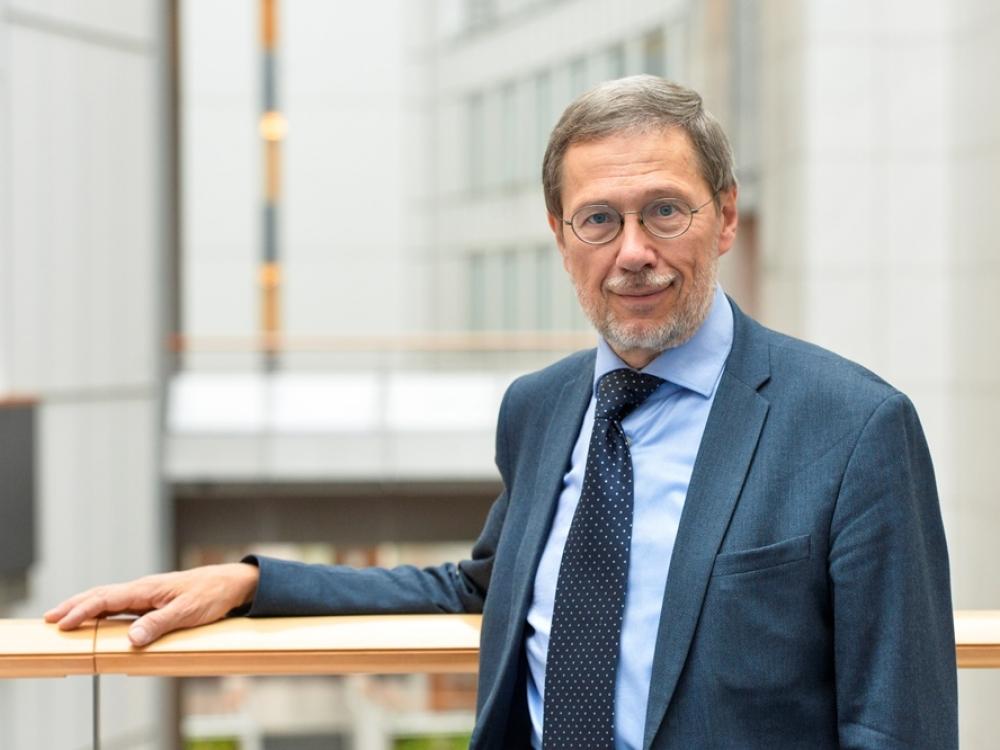 Liudas Mažylis: Sveikatos sąjunga įgauna teisinius kontūrus