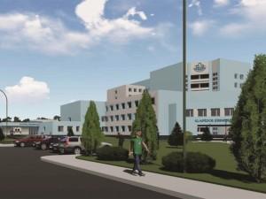 Jūrininkų ligoninėje prasideda rekonstrukcijos darbai
