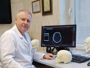 Petras Dženkaitis: pasijutau esąs tikras neurochirurgas