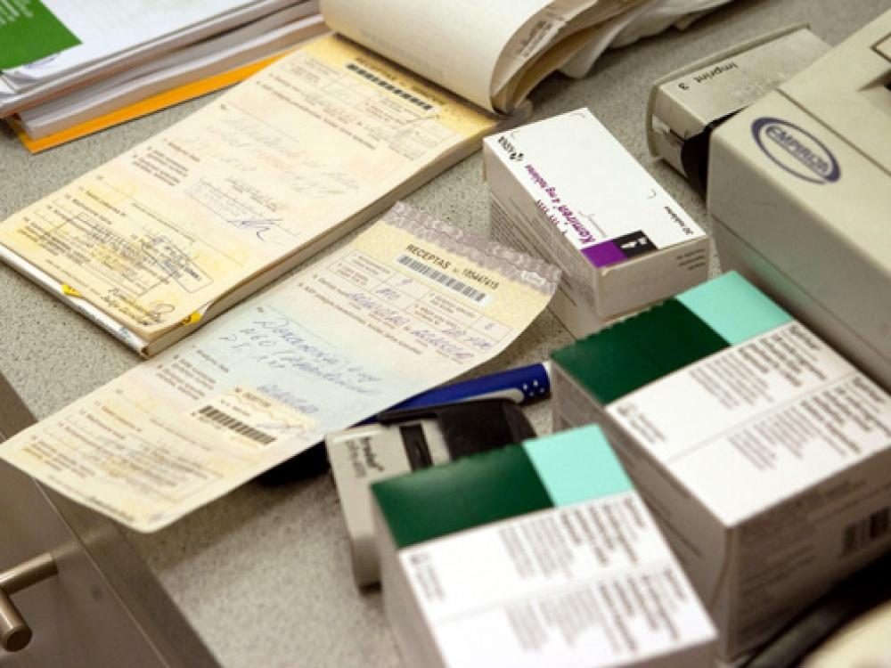 Seime bus aptarta vaistų kompensavimo tvarka
