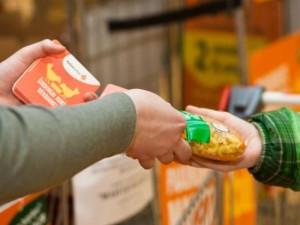 """Rudeninėje """"Maisto banko"""" akcijoje – nauji dosnumo rekordai"""