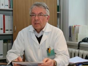 Prof. A.Ambrozaitis: vakcinos ir specialių vaistų Ebolai gydyti nėra