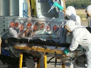 Ebolos viruso atvejis įtartas Švedijoje
