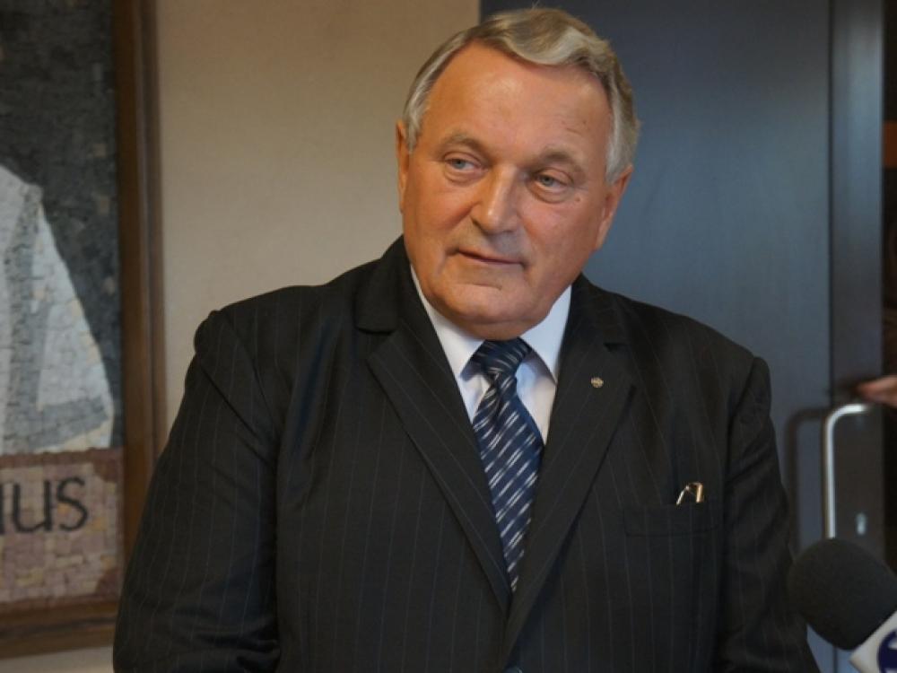 """Petras Simavičius: """"Ligoninė – ne tik didžiausia, bet ir elitinė darbovietė"""""""