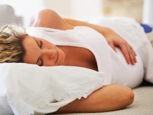 Miegas būsimai mamai – iššūkis?