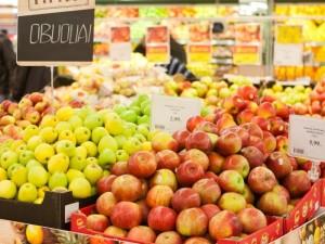 Pesticidų obuoliuose baiminamasi be reikalo