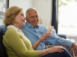 Kokie vitaminai būtini pagyvenusiems žmonėms?