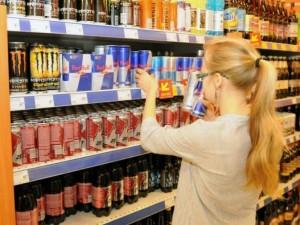 Už energinių gėrimų pardavimą paaugliams – baudos iki 400 Lt