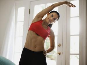 Sportuok nemokamai – pratimai namuose