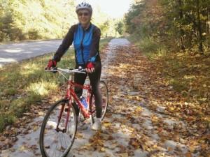 Rudenį dviračių sezonas nesibaigė