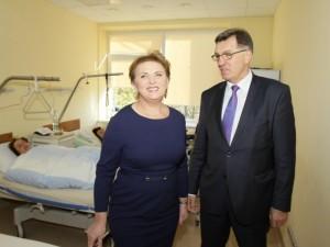 Radviliškio ligoninė - regioninės gydymo įstaigos pavyzdys