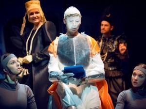 """Spektaklis """"Barbora"""" – menininkų ir onkologų akcija prieš krūties vėžį"""