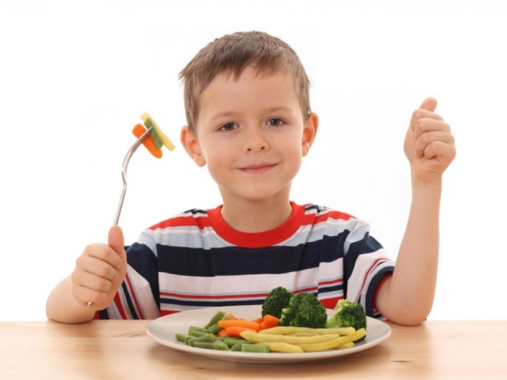 Vaikų mityba ir sveikata