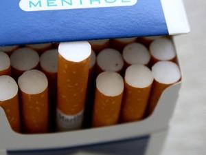 Mėtinės cigaretės žudo greičiau
