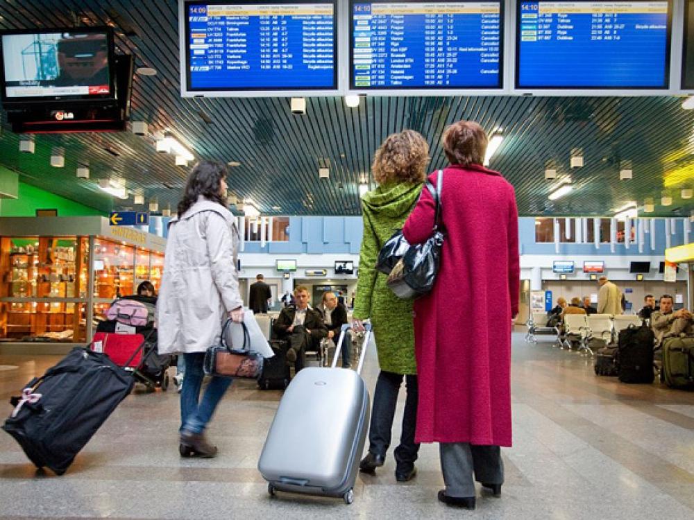 Stiprinama asmeninio bagažo kontrolė