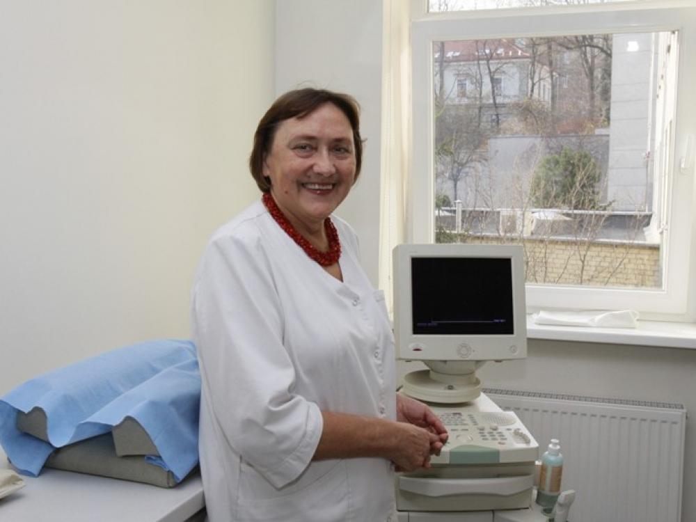 """Janina Čekuolienė: """"Savaitgalio pacientų """"sportas"""" dažnai baigiasi vizitu pas traumatologą"""""""