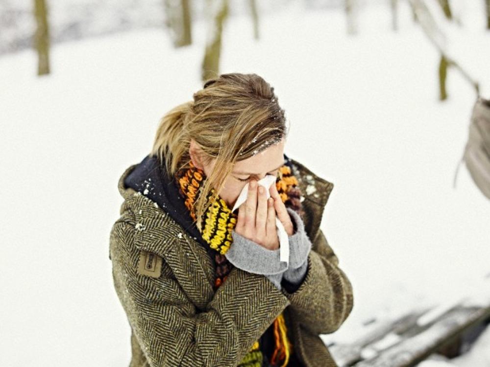 Apie alergijos šalčiui pavojus